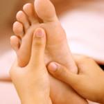 Masaż stóp