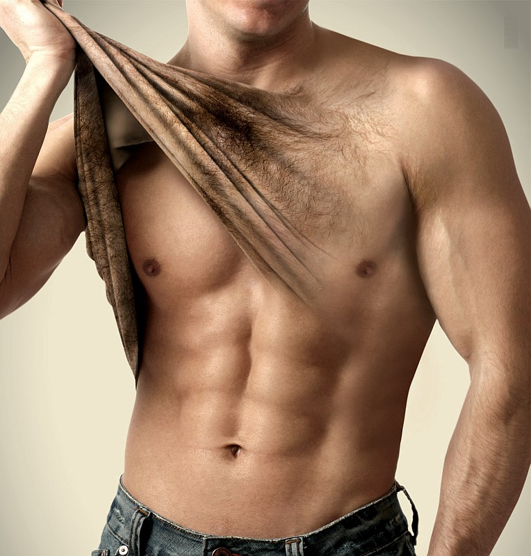 Włosy na ramionach- jak je usunąć
