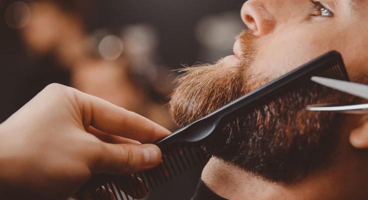 strzyżenie u barbera
